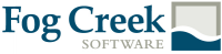 New Fog Creek Logo
