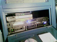 New server at Peer 1 Networks