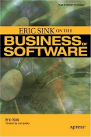 Book image: Eric Sink on the Business of Software