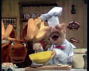 A picture of the Swedish Chef